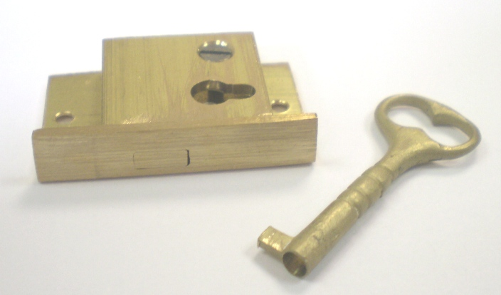 Cabinet Lock and Key