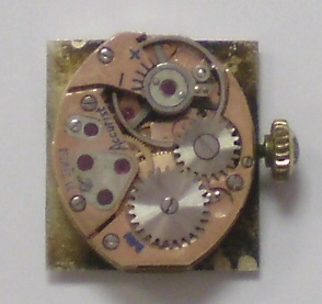 ETA Cal. 2481 Movement