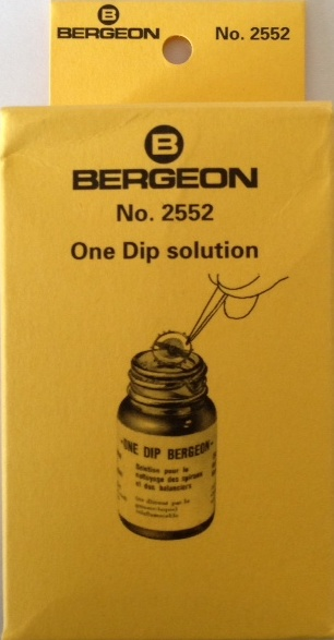 Bergeon One Dip Solution